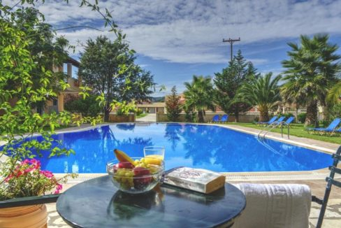 Small Hotel in Corfu, Aaprtments Hotel in Corfu, Hotel Sales in Corfu Greece, Real Estate hotels Corfu 6