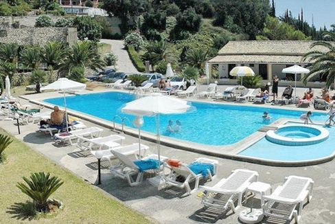 Small hotels for sale in Greece, Hotel for Sale in Corfu Greece 1