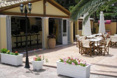 Small hotels for sale in Greece, Hotel for Sale in Corfu Greece 4