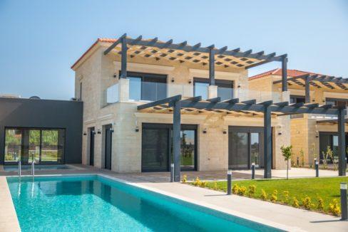 Stone Villa with pool at Chania Crete, Gerani, Villas for Sale in Crete, Houses in Crete, Property in Crete, Luxury Estates in Crete Greece
