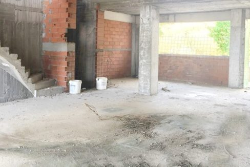 Unfinished Villa for Sale in Thessaloniki, Thermi, investment in Thessaloniki 10
