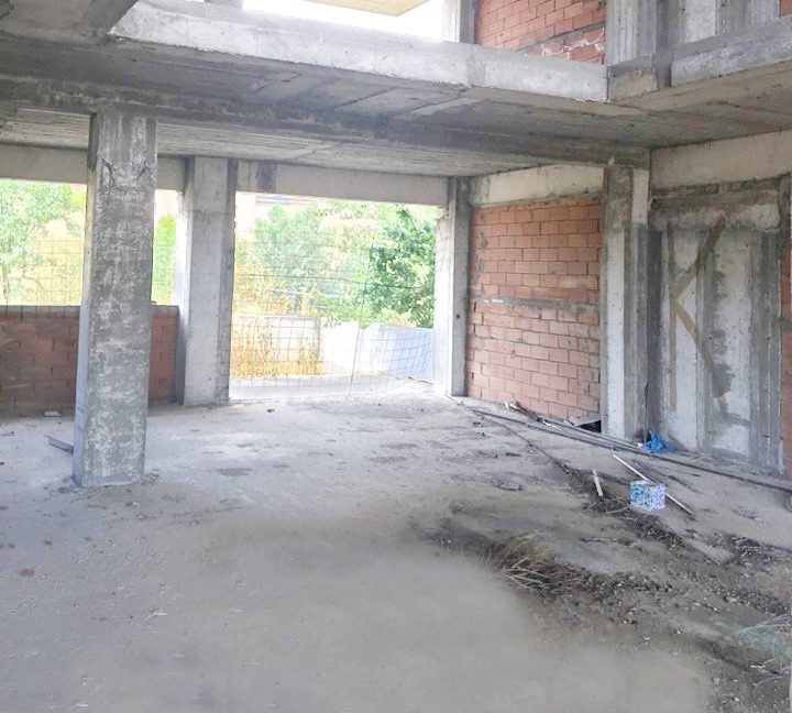 Unfinished Villa for Sale in Thessaloniki, Thermi, investment in Thessaloniki 11