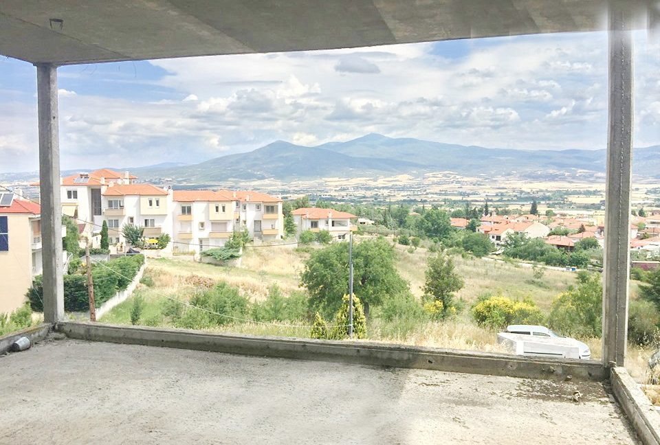 Unfinished Villa for Sale in Thessaloniki, Thermi, investment in Thessaloniki 3