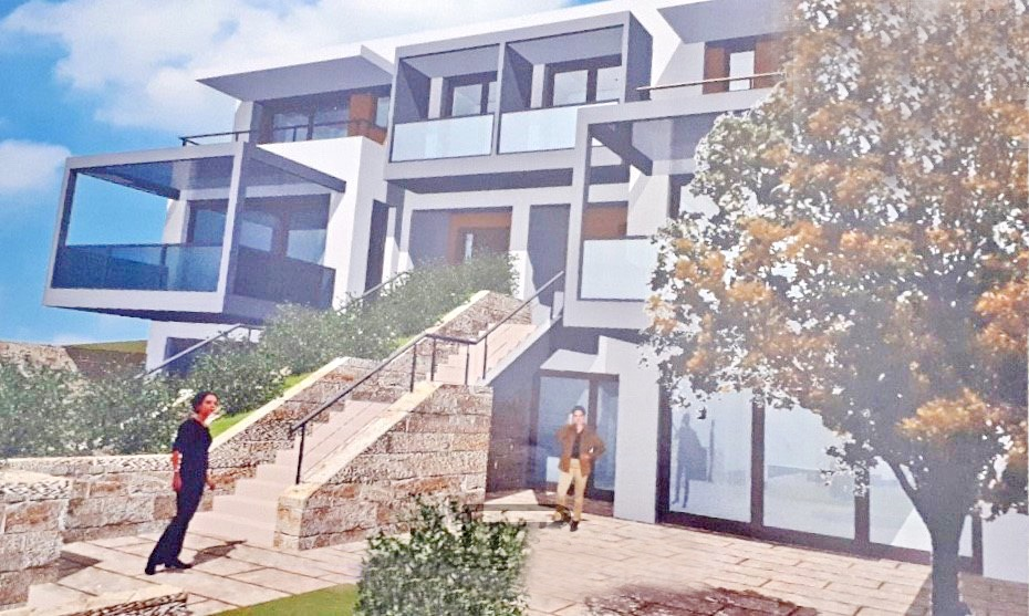 Unfinished Villa for Sale in Thessaloniki, Thermi, investment in Thessaloniki 7