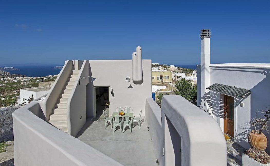 Villa Pyrgos Santorini
