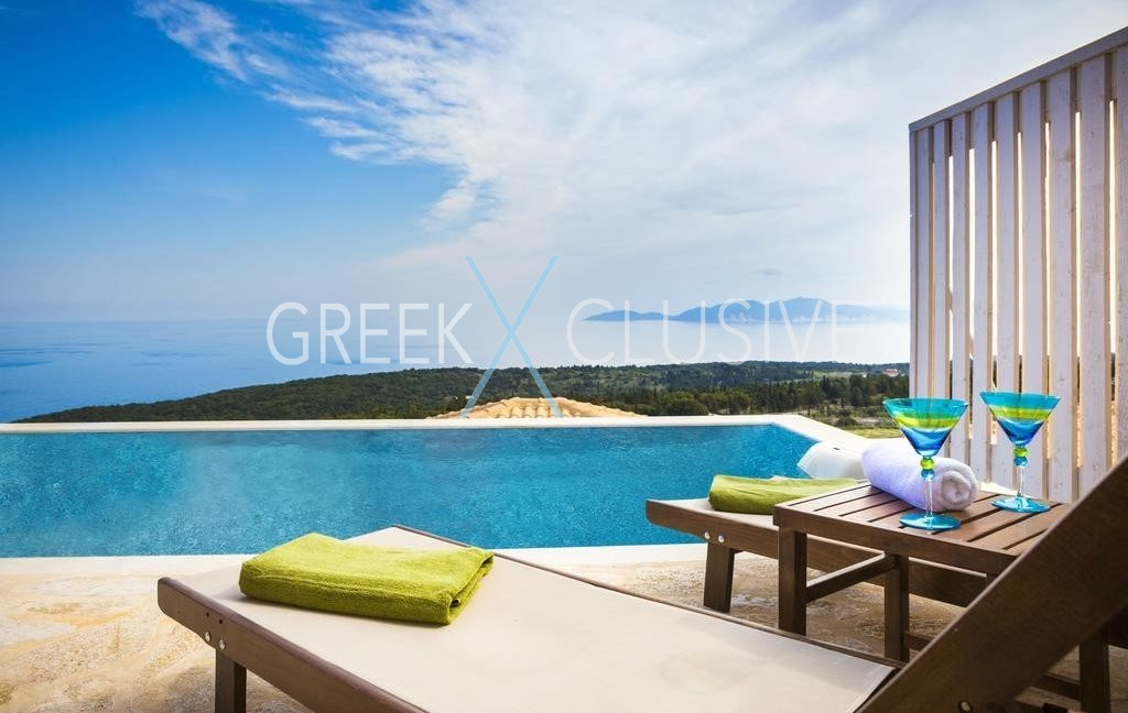 Villas in Kefalonia island for sale 1