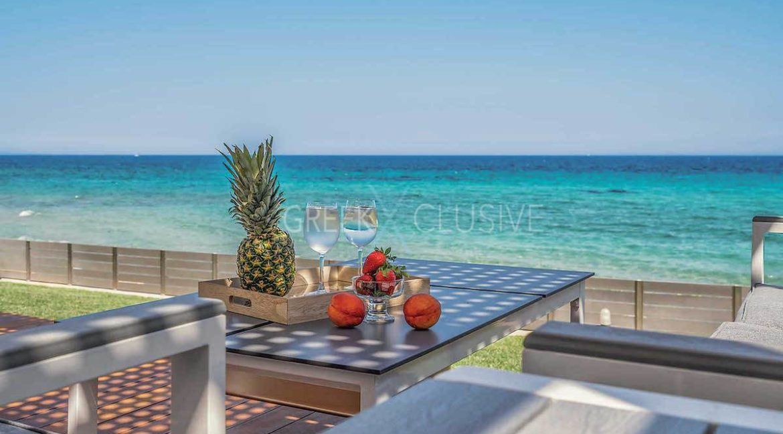 Amazing Seafront Villa Zakynthos Greece, Seafront Property in Zakynthos