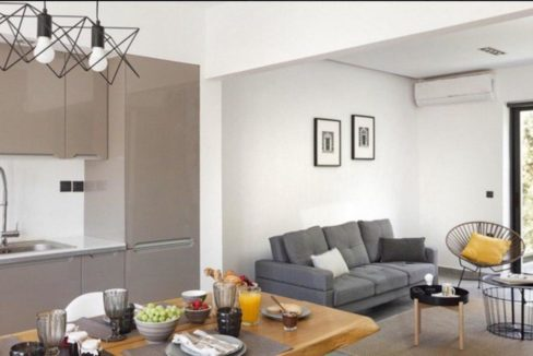 Apartment for GOLD VISA at the Premium area of Lycabettus in Athens