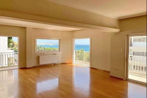 Apartment sea view in Premium area in Paleo Faliro Athens