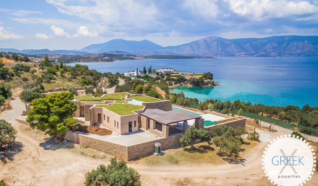 Beautiful Villa in Porto Heli near the sea, Real Estate in Porto Heli, Porto Heli Peloponesse, Seafront Estate in Porto Heli Greece 11