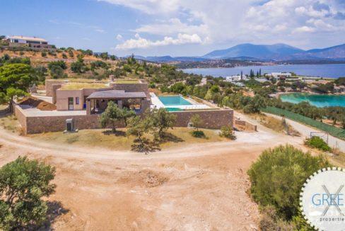 Beautiful Villa in Porto Heli near the sea, Real Estate in Porto Heli, Porto Heli Peloponesse, Seafront Estate in Porto Heli Greece 2