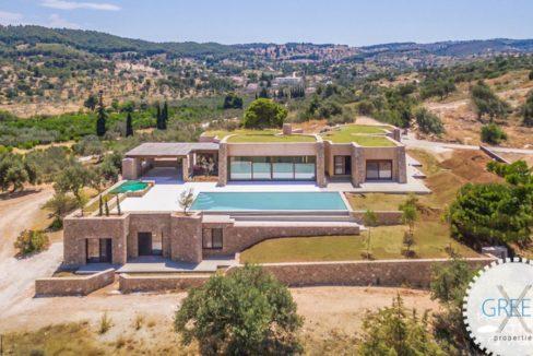 Beautiful Villa in Porto Heli near the sea, Real Estate in Porto Heli, Porto Heli Peloponesse, Seafront Estate in Porto Heli Greece 4