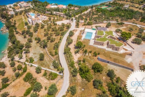 Beautiful Villa in Porto Heli near the sea, Real Estate in Porto Heli, Porto Heli Peloponesse, Seafront Estate in Porto Heli Greece 5