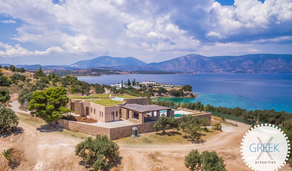 Beautiful Villa in Porto Heli near the sea, Real Estate in Porto Heli, Porto Heli Peloponesse, Seafront Estate in Porto Heli Greece 7