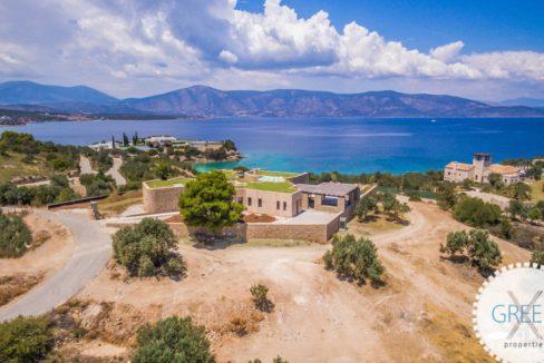 Beautiful Villa in Porto Heli near the sea, Real Estate in Porto Heli, Porto Heli Peloponesse, Seafront Estate in Porto Heli Greece 8