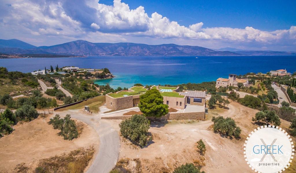 Beautiful Villa in Porto Heli near the sea, Real Estate in Porto Heli, Porto Heli Peloponesse, Seafront Estate in Porto Heli Greece 9