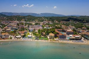 Building of 7 Seafront Apartments in Zakynthos