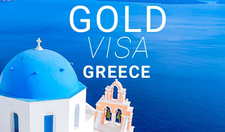 Gold Visa Greece, Get EU Residence Permit