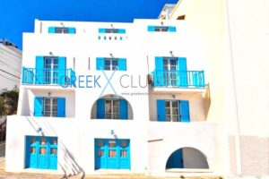 Hotel for sale in Naxos near the sea, Hotel in Cyclades
