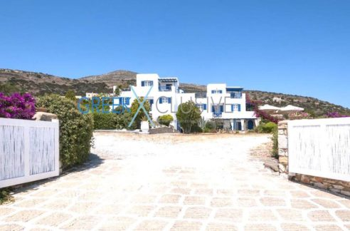 Hotel is for sale in Paros, Apartments Hotel for Sale in Paros. Paros Real Estate