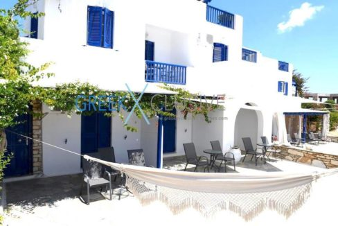 Hotel is for sale in Paros, Apartments Hotel for Sale in Paros. Paros Real Estate 2