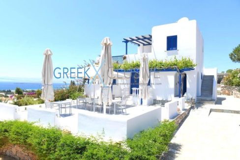 Hotel is for sale in Paros, Apartments Hotel for Sale in Paros. Paros Real Estate 4