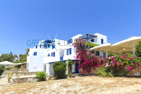 Hotel is for sale in Paros, Apartments Hotel for Sale in Paros. Paros Real Estate 6