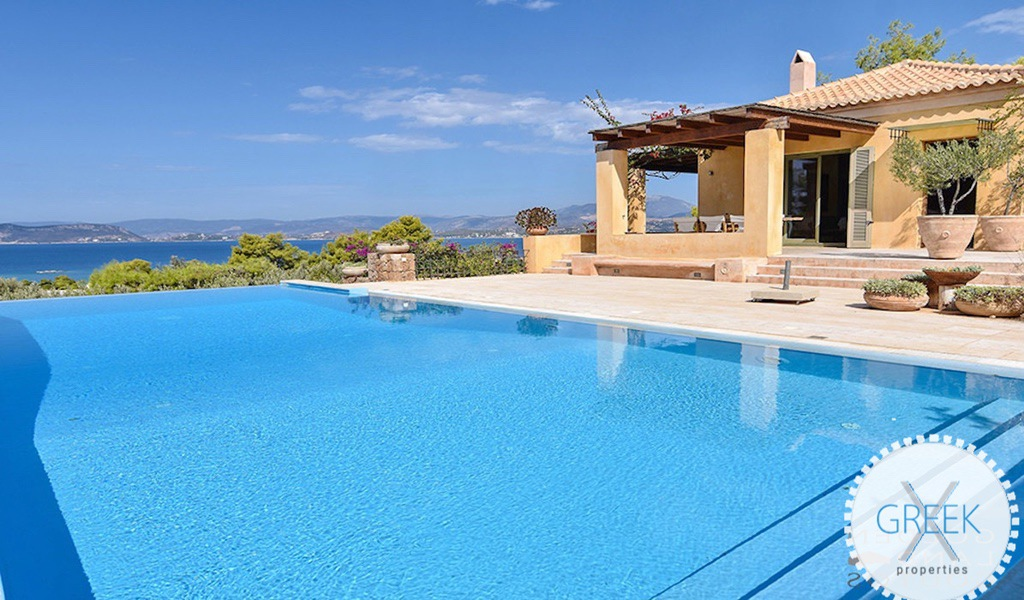 House for Sale in Porto Heli Greece, Real Estate Greece, Villa for Sale in Porto Heli