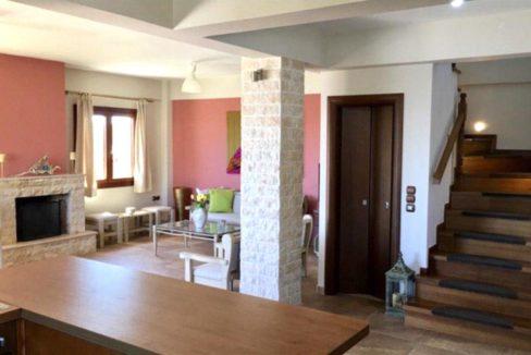 House with Sea View East Athens, Kakia Thalassa, House in Athens, House for GOLD VISA 4