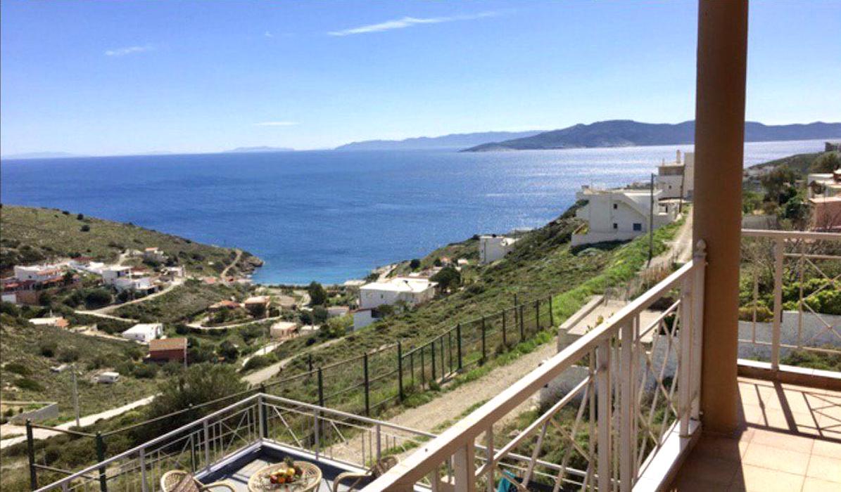 House with Sea View East Athens, Kakia Thalassa