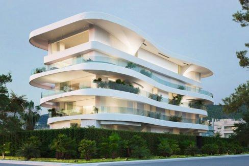 Luxury Apartment in Glyfada , Luxury Estate Glyfada 1