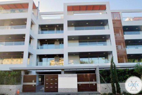 Luxury Ground Floor Apartment in Glyfada for Sale 1