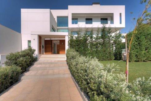 Luxury Property Glyfada Athens, Luxury Estate in Glyfada Athens, Real Estate in Athens