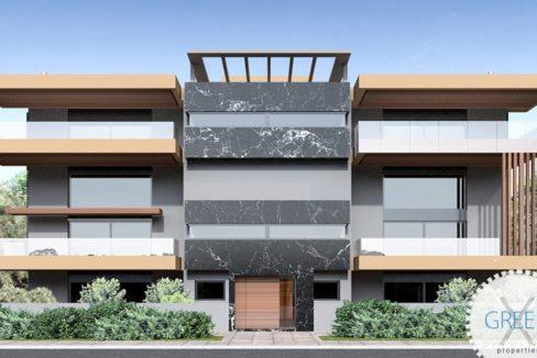 Luxury apartment in Glyfada center