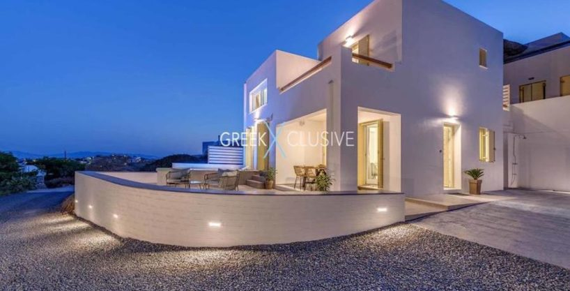 Luxury house in Greek Island Syros, Property in Greek Islands