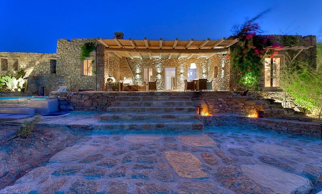 Mykonos Villas For Sale, Luxury Villa for Sale Mykonos Greece 19