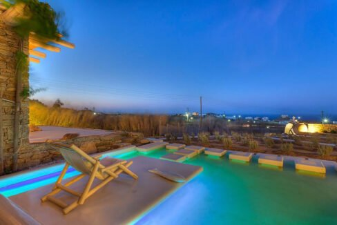 Mykonos Villas For Sale, Luxury Villa for Sale Mykonos Greece 21