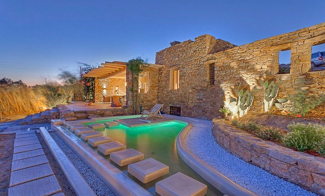 Mykonos Villas For Sale, Luxury Villa for Sale Mykonos Greece