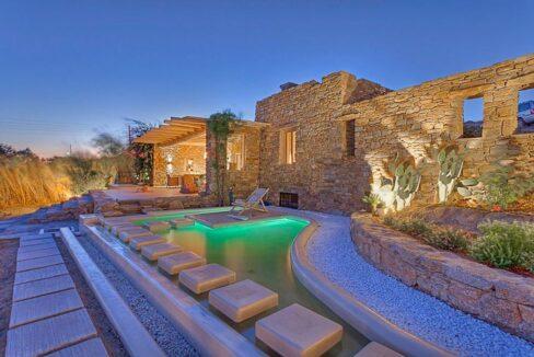 Mykonos Villas For Sale, Luxury Villa for Sale Mykonos Greece