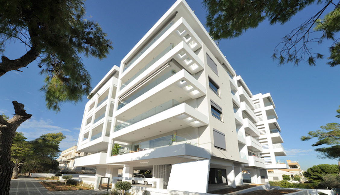 New Luxury Apartments Alimos South Athens 1