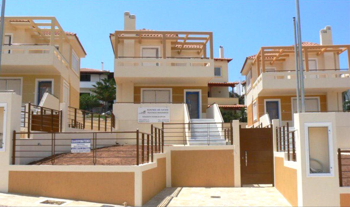 New Property near the Sea in Athens, Anavyssos, South Athens