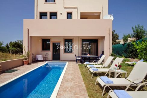 Property for sale in Crete, House for Sale in Meleme Chania, Crete Real estate 7
