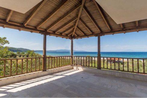 Seafront House in Halkidiki, Sithonia, Akti Salonikiou