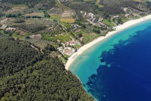 Seafront Land Ideal for 5* Hotel in Chalkidiki, Investment in Halkidiki, Land to Built hotel in Halkidiki, Seafront Plot in Halkidiki