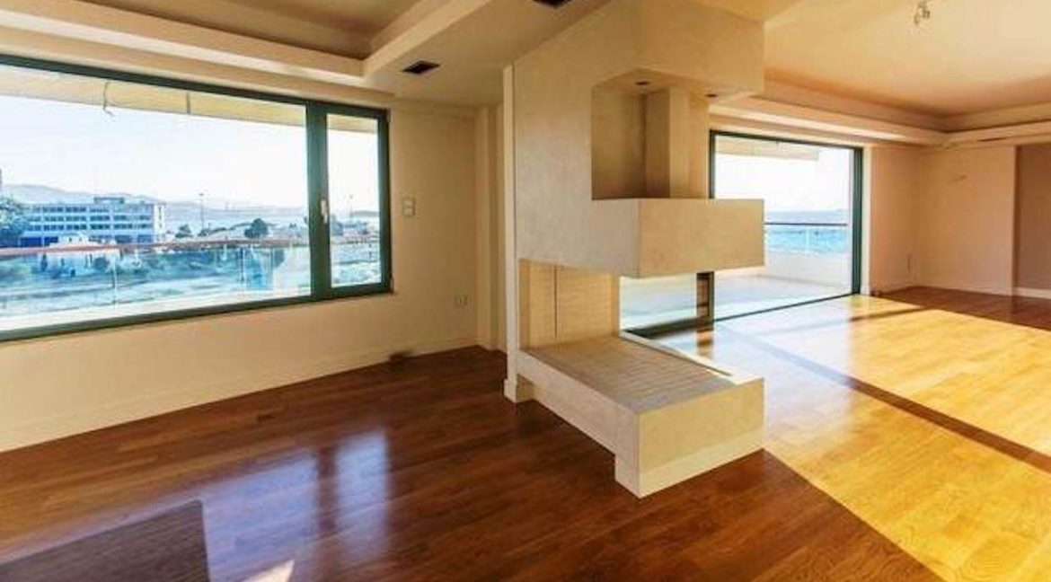 Seafront Luxury Apartment Piraeus Athens, Seafront Apartment in Athens, Real Estate Greece, Buy Apartment in South Athens 16