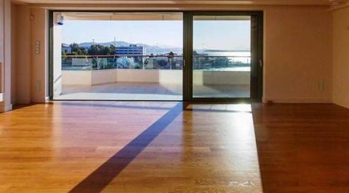 Seafront Luxury Apartment Piraeus Athens, Seafront Apartment in Athens, Real Estate Greece, Buy Apartment in South Athens 2