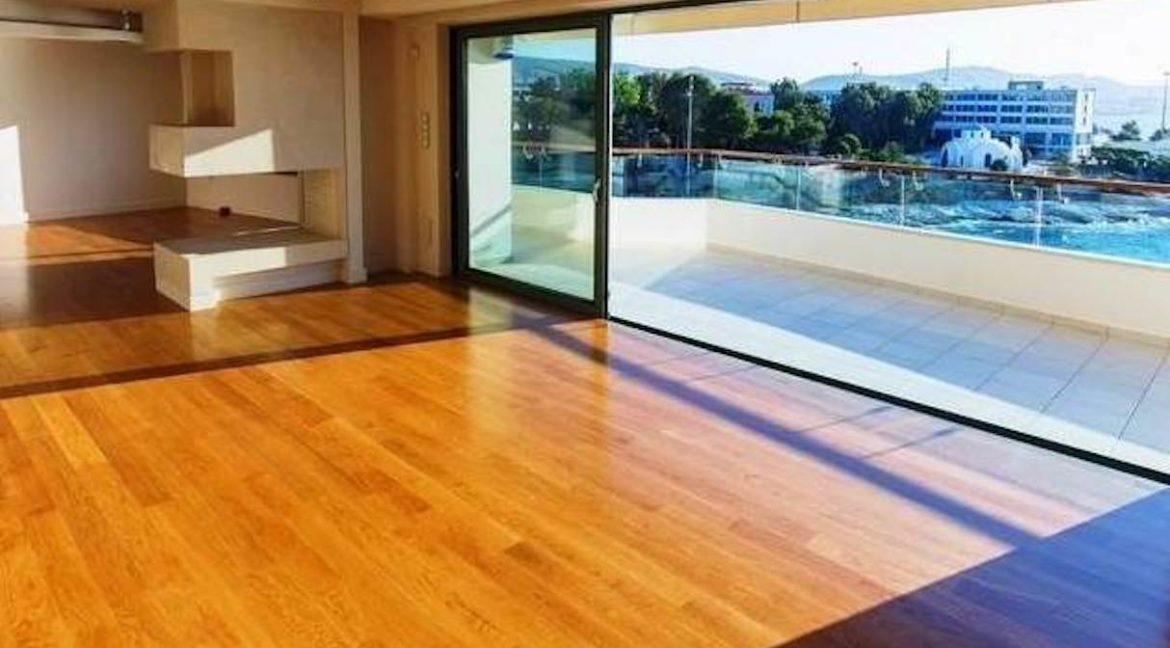 Seafront Luxury Apartment Piraeus Athens, Seafront Apartment in Athens, Real Estate Greece, Buy Apartment in South Athens 20