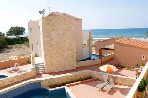Seafront Property Platanias Chania Crete, Crete Real Estate 8