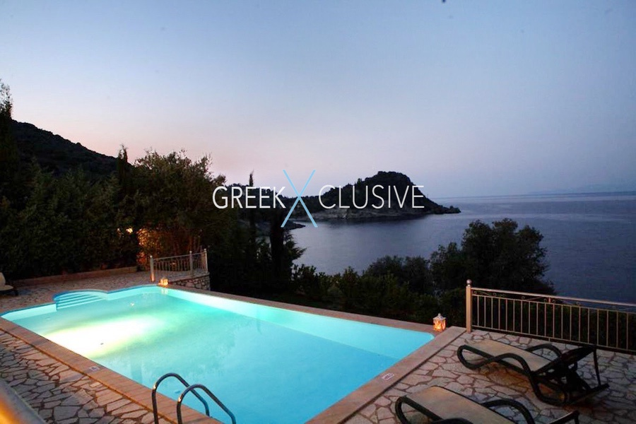 Seafront Property in Lefkada, Seafront Villa in Lefkada Greece, Real Estate in Lefkada 10