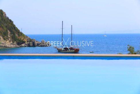 Seafront Property in Lefkada, Seafront Villa in Lefkada Greece, Real Estate in Lefkada 12